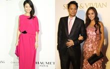 Dàn mỹ nhân Đài Loan khoe sắc trong đám cưới Từ Nhược Tuyên