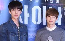 Sehun, Suho (EXO) và dàn sao Hàn tề tựu khoe sắc trên thảm đỏ