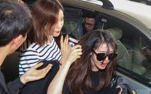 Những khoảnh khắc sao Hàn hoảng sợ vì bị hành hung ở sân bay