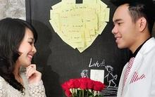 Hình ảnh ngọt ngào của cặp đôi sắp cưới Huyền Trang - Triệu Hoàng
