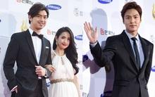 Dàn sao Hoa - Hàn đọ sắc lộng lẫy trên thảm đỏ Liên hoan phim