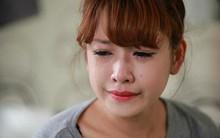 Chi Pu khóc tức tưởi vì bị cấm yêu
