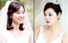 """Những cô dâu """"đen đủi"""" của màn ảnh Hàn"""