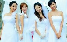 Điểm danh các cô dâu xinh đẹp trên màn ảnh Hoa ngữ 2013