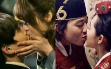 """Khi mỹ nhân Hàn """"đánh mất"""" nụ hôn đầu trên màn ảnh"""