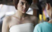 Dương (Minh Hằng) lột áo, vạch ngực trước mặt Thêu (Nhã Phương)