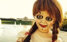 Búp bê ma Annabelle xuất hiện trên đường phố Mỹ