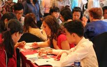"""""""Săn"""" học bổng tại Triển lãm du học các trường ĐH Mỹ AEO Tour 2014"""