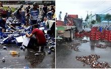Hai cảnh tượng đối lập tại Đồng Nai và Đà Nẵng trước tai nạn đổ bia
