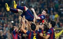 Bản tin sáng 23/11: Lập hat-trick, Messi ghi bàn vĩ đại nhất La Liga