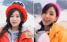 Soyeon và Eunjung (T-ara) rủ nhau đi đánh lẻ trong MV mới