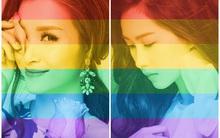 Sao Việt tràn ngập avatar lục sắc nhân ngày lịch sử của cộng đồng LGBT