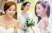 Điểm mặt dàn cô dâu xinh như mộng trên màn ảnh Hàn nửa đầu 2014