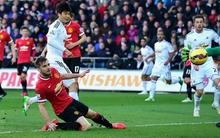 "Swansea 2-1 Man Utd: Bại binh ""quên"" phục hận"