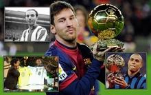 Những điều ít biết về danh hiệu Quả bóng Vàng FIFA