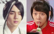 """Khi sao Hàn khoe mốt tóc """"khó đỡ"""""""