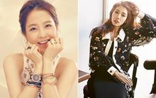 Hai nàng họ Park yêu kiều trên tạp chí tháng 11