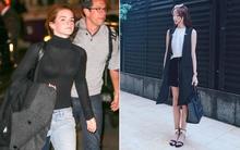 """Kỳ Duyên lại """"ghi điểm"""" phong cách, Emma Watson mất điểm vì nội y"""