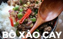 Ăn tối với toàn món siêu ngon trộn cơm nóng