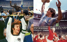 Những người hùng trong lịch sử World Cup (Phần cuối)