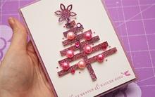 3 mẫu thiệp cây thông siêu đáng yêu cho ngày Giáng sinh