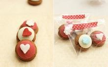 Mách nhỏ các kiểu quà handmade ngọt ngào cho nàng vụng về