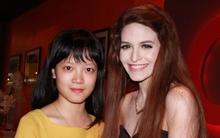 Andrea đi gặp Búp bê Annabelle cùng em gái của Bùi Anh Tuấn