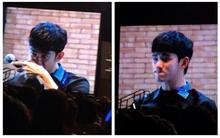 Kim Soo Hyun khóc nức nở tại fan meeting Singapore