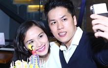 Diễm Hương chọn sinh nhật để công khai chồng sắp cưới