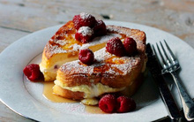 Học cách làm bánh mì rán kiểu Pháp qua ảnh động đậy siêu đẹp