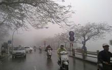 Bắc Bộ mưa phùn và sương mù, Nam Bộ nắng nóng