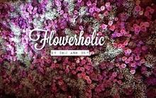 """Flowerholic 36 Phố Huế - Mang """"hơi thở"""" cổ tích đến thế giới hiện đại"""