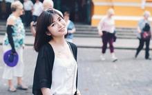 """Cận cảnh nụ cười hút hồn của hot girl M.U xinh đẹp làm """"điên đảo"""" Facebook"""