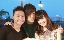 Em gái Wanbi cực xinh trong MV của anh trai