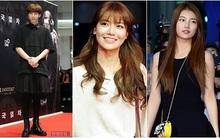 No Min Woo mặc váy gây chú ý giữa dàn sao Kbiz