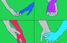 Bạn thường nắm tay người thương như thế nào? Nó tiết lộ khá nhiều điều đấy