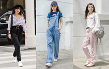 """Street style 2 miền: miền Nam """"chất"""" như Hàn Quốc, miền Bắc đơn giản mà lại cool"""