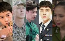 """Trước Hậu Duệ Mặt Trời bản Việt, 4 bộ phim của Việt Nam lẫn Hàn Quốc này cũng dính """"sạn"""" liên quan đến nghề quân nhân, bác sĩ"""