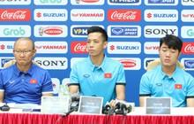 HLV Park Hang-seo đặt mục tiêu cao nhất tại vòng bảng AFF Cup 2018