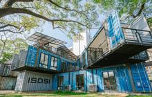 Trường Đại học xây bằng 22 thùng containers đẹp như tranh ở Chiang Mai, hứa hẹn sẽ là 1 điểm checkin mới của giới trẻ