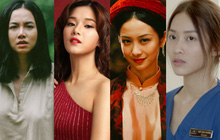 """Tháng 10 là """"sàn diễn"""" của loạt mỹ nhân phim Việt thần thái ngút ngàn!"""