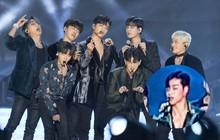 """Sau EXO, iKON là nhóm nhạc tiếp theo bị antifan """"giở trò"""" xấu này ngay trên sân khấu"""