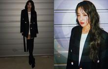 Dara để tóc ướt nhẹp, makeup lạnh lùng: netizen Hàn chê bai trông đáng sợ, thậm chí còn ví giống zombie ngoài đời thực