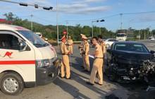 Vụ xe cấp cứu va chạm kinh hoàng với xe Mazda 6: Tài xế ô tô con không nghe thấy tiếng còi ưu tiên