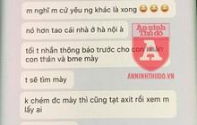 Vụ cô gái trẻ bị đâm ở Bùi Thị Xuân: Những tin nhắn đe dọa của kẻ cuồng ghen