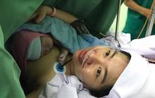 Lê Khánh hạnh phúc chào đón con đầu lòng, dàn sao Việt đồng loạt gửi lời chúc mừng