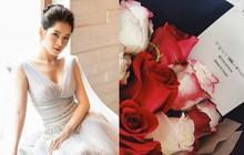 Ngày kỷ niệm 1 năm lấn sân âm nhạc đã qua, Chi Pu vẫn nhận hoa và lời chúc ý nghĩa từ fan