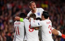"""Cặp """"chân gỗ"""" bất ngờ thay nhau sáng lòa, ĐT Anh xuất sắc hạ gục Tây Ban Nha 3-2"""