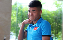 Hà Đức Chinh chấp nhận tập vất vả để thi đấu tốt hơn