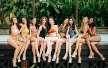 Phương Nga khoe body nóng bỏng, ngồi vị trí trung tâm trong bộ ảnh bikini tại Miss Grand International 2018